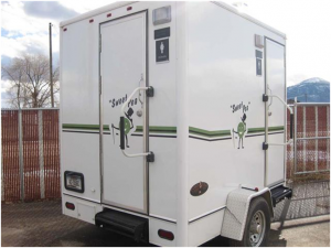 We carry more than just your run-of-the-mill portable toilets